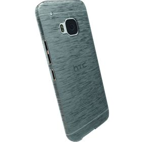 Krusell Boden Cover for the HTC One M9 - Transparent Black