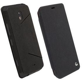Krusell Malmo FlipCase for the Nokia Lumia 1320 - Blackÿ