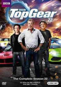 Top Gear 22 - (Region 1 Import DVD)