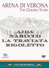 Arena Di Verona: The Golden Years (DVD)