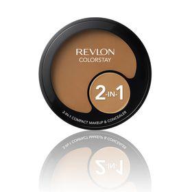 Revlon ColorStay Compact Makeup - Caramel 1