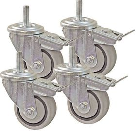 Kreg - 3 Inch Dual Locking Caster Set - 4 Piece