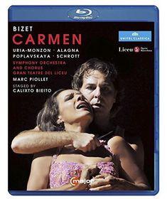 Carmen: Gran Teatre Del Liceu (Piollet) (Blu-Ray)