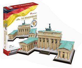 Cubic Fun Brandenburg Gate (Germany)150 pieces 3D Puzzle