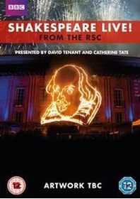 Shakespeare Live!: Royal Shakespeare Theatre (DVD)