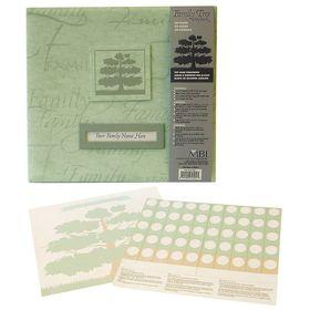 MCS 12x12 Postbound Album - Family Tree