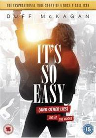 It's So Easy (And Other Lies) (DVD)