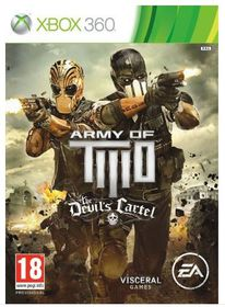 Army of Two: The Devil's Cartel (Xbox 360)