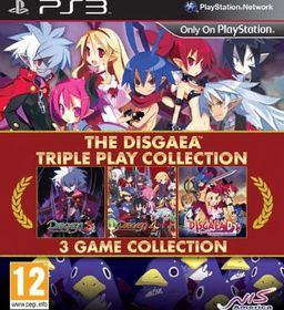 The Disgaea Triple Play Collection (PS3)