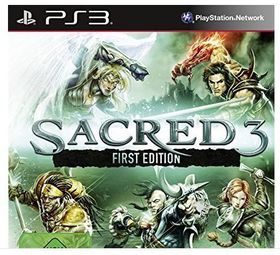 Sacred 3 - First Edition (PS3)