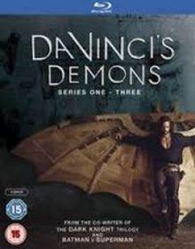 Da Vinci's Demons - Series 1-3 Box Set (Blu-ray)