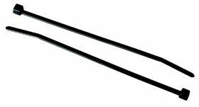 Fragram - 100 Pack Cable Ties 150x3.5cm - Black