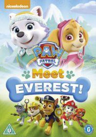 Paw Patrol: Meet Everest! (DVD)