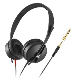 Sennheiser HD 25-LIGHT DJ Stereo Closed Headphone - Black