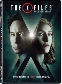 X-Files Season 10 (DVD)