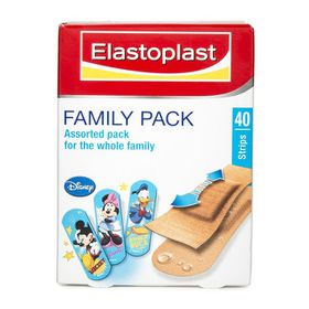 Elastoplast Family Pack Assorted