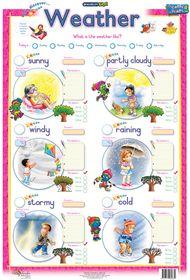 Marlin Kids Chart - Weather