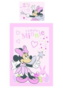 Disney - Minnie Mouse Cot Comforter Set