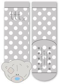 Disney - Tatty Teddy Baby Fun Rattle Sock - (Size: 12 - 18 months)