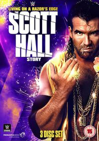 WWE: Scott Hall - Living On a Razor's Edge (DVD)