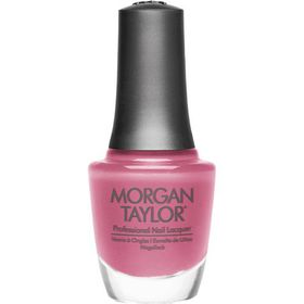 Morgan Taylor Rose-Y Cheeks Nail Polish - 5ml