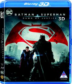 Batman V Superman: Dawn Of Justice Theatrical Version (3D & 2D Blu-ray)