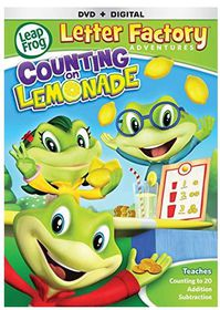 Leap Frog Counting on Lemonade (DVD)