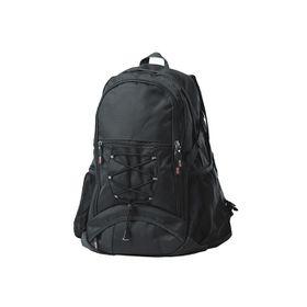 Eco Indestruktible Torista Backpack - Black