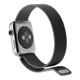 Tek88 Apple Watch Milanese Loop Space Grey 38mm