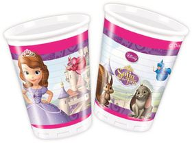 Sofia The First Pearl of the Sea Plastic Cups