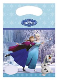 Frozen Ice Skating Party Bags