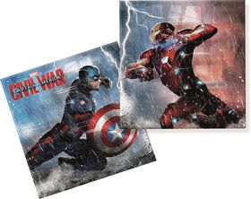 Marvel Civil War 2Ply Paper Napkins