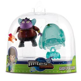 Miles From Tomorrow Figures Pack 2 Miles - Gadfly And Goon