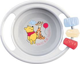Winnie The Pooh ABC Bowl with Balls