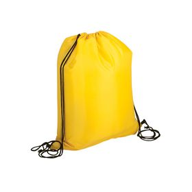 Eco Lightweight Drawstring Bag - Yellow
