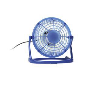 Eco Usb Desk Fan - Blue