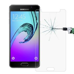 Tuff-Luv Tempered Glass Screen Protector for the Samsung Galaxy A5 (A510) - 2016 Edition - Clear