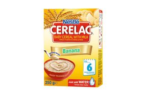 Nestle - Cerelac Stage 1 Banana - 250g