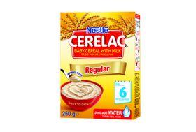 Nestle - Cerelac Baby Cereal Regular - 6 Months - 250g