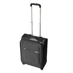 Gino De Vinci Lumiere 48cm Vertical Trolley case - Black