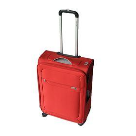 Gino De Vinci Lumiere 59cm Vertical Trolley Case -Red