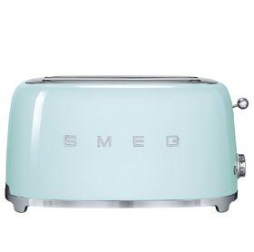 Smeg - 4 Slice Toaster - Pastel Green