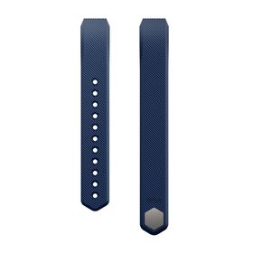 Fitbit Alta Accessory Band TPU Blue - Large