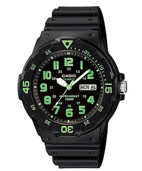 Casio Mens MRW-200H-3BVDF Analogue Watch