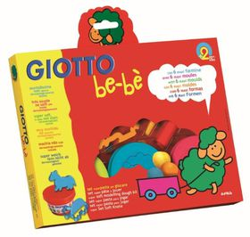 Giotto Be-Be Super Modelling Dough Set