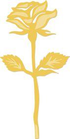 Kaisercraft Cutting Dies - Stembed Rose