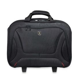 "Port Courchevel Trolley/Roller Bag  15.6""- Black"