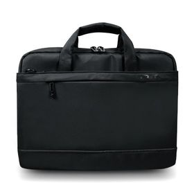 "Port Palermo Laptop Bag (Stylish) 15.6"" - Black"