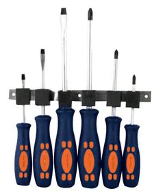 Fragram - Screwdriver Set Firm Grip - 6 Piece