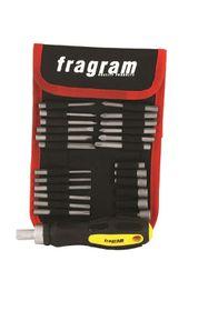 Fragram - Screwdriver Set with Holder - 26 Piece